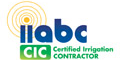 Certified Irrigation Contractor logo